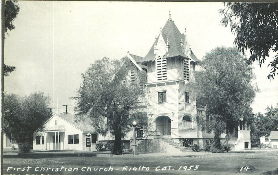 First Christian Church 1955