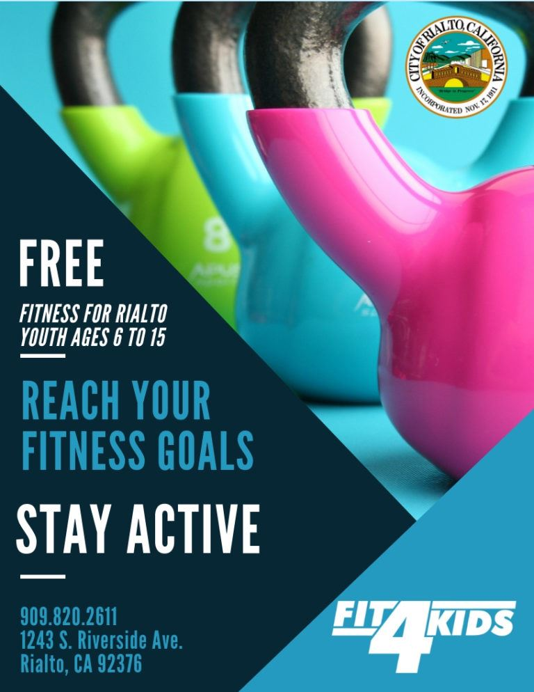 Fit 4 Kids Flyer (PDF)