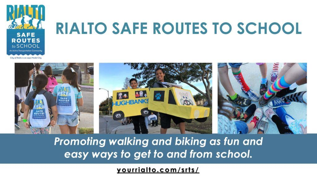 Rialto Safe Routes to School (PDF)